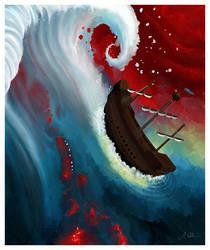 Sintflut by alexs-art