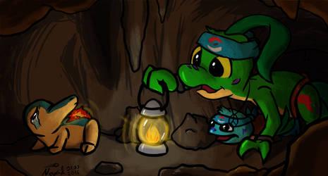 Pokemon Rescue Go! by Nox-id