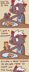 gotta eat fast by Nox-id
