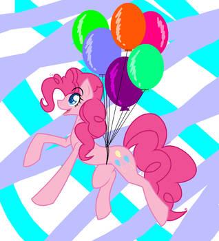 .: Pinkie Pie :. by CyberCupcake