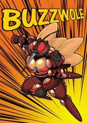 Buzzwole by R0771
