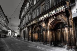 Postcard from Graz VI by Michela-Riva