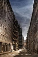 Eye on Trieste VI by Michela-Riva
