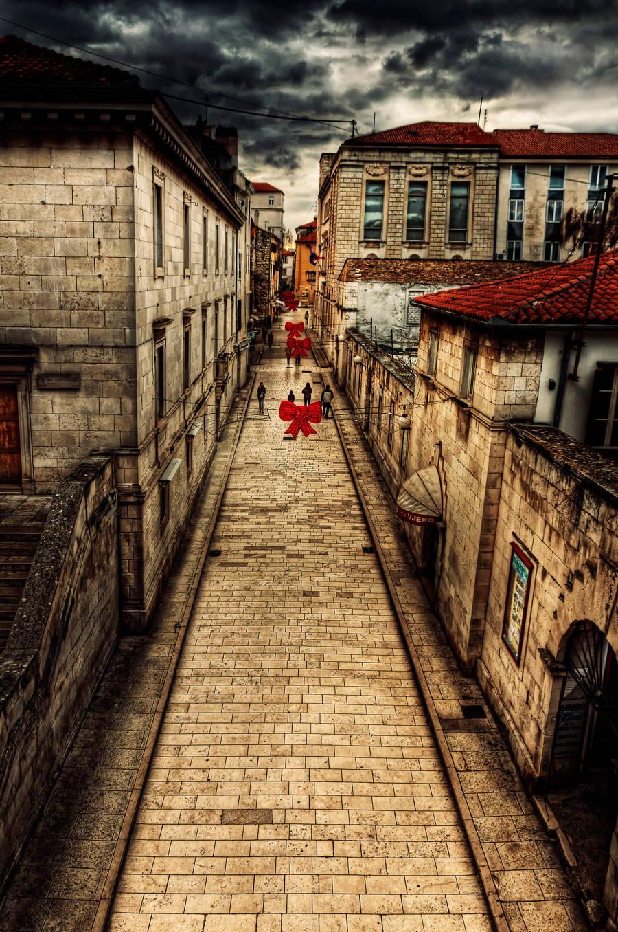 Memories of Dalmatia I by Michela-Riva