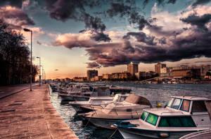 Memories of Dalmatia XIX by Michela-Riva