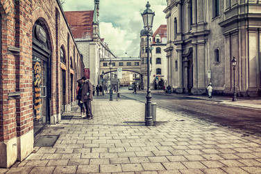 Magical Munich XXIV by Michela-Riva