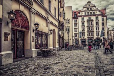 Magical Munich XXVI by Michela-Riva