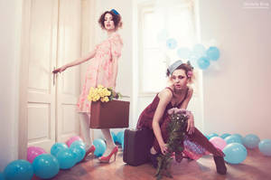 Dolls II by Michela-Riva