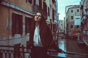 a dreamer in Venice by Michela-Riva
