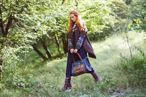 EVA DUB f/w 16-17 Campaign (8) by Michela-Riva