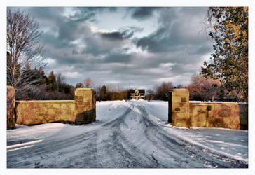 Stone Gate by jasonwilde
