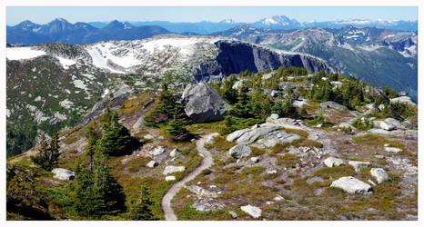 Heavens Trail by jasonwilde