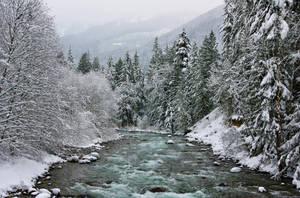 Winter Brook by jasonwilde