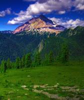 Mt Garibaldi by jasonwilde