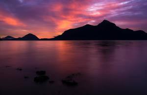 Pacific Glow by jasonwilde
