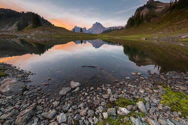 Cascade Charm by jasonwilde