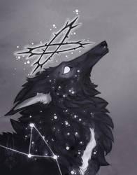 - comm - Starseeker by Valrunie