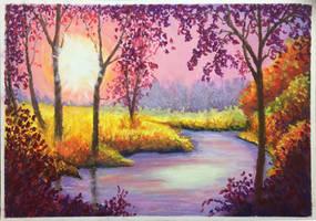 Purple Haze! by Cozmia