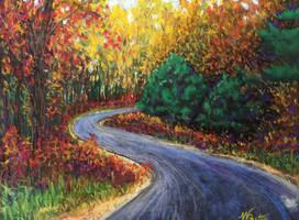 Around the Bend by Cozmia