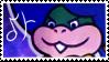 Ludwig Koopa Stamp by WebbiSnekki