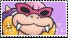 New Roy Koopa Stamp by WebbiSnekki