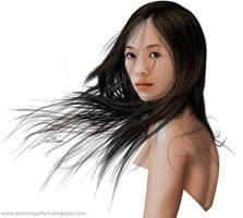Zhang Ziyi by dominiquefam