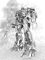 Optimus Prime by dominiquefam