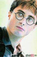 Harry Potter by carmenharada