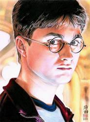 Harry Potter 3 by carmenharada
