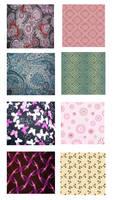 Kimono fabric Examples by kirby90210