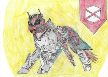 poni titan destiny by pedrortis