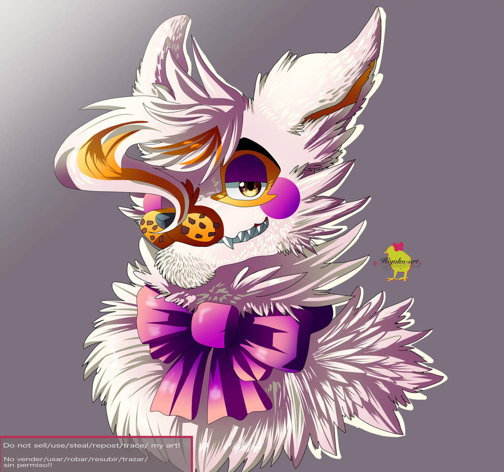 Lolbit [ FNAF AU ] By Aunty-chick On DeviantArt