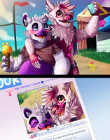 Selfie! [ Funtime Frexy ] OTP by Aunty-chick