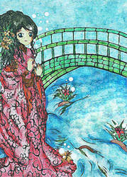 Asian Blues by jan-scolors