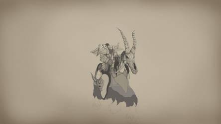 [Unfinished] Art by Beli1993