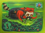 Super Mario Armageddon by jdjartist