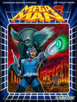 Mega Man 9 by jdjartist