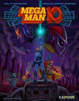 Mega Man 10 by jdjartist