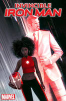 Riri Williams as the new Iron Man by Burnouts3s3