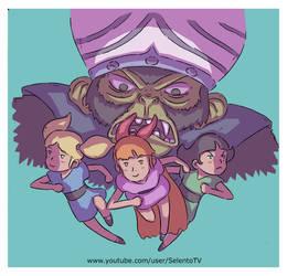 The Powerpuff Girls ( Las Supernenas , Las Chicas  by Carlos-MP