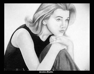 Jessica Burke by DaleNorvell