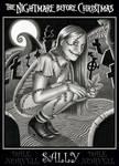 Tim Burton's Sally by DaleNorvell