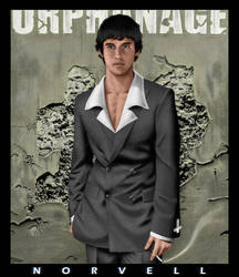 Wolfwood in COLOR by DaleNorvell