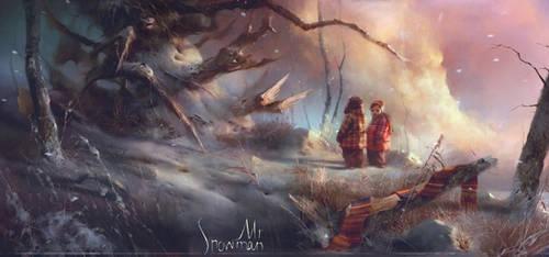 Mr-snowman Sss by JablonskiPiotr