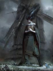 Fandars the fallen-regular by JablonskiPiotr