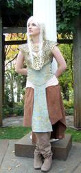Khaleesi by rileyrose