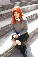 Lily Evans by TemaTime