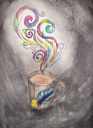 Tea ~ by Sausis