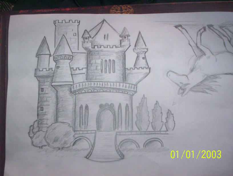 Castle by TeganCasey