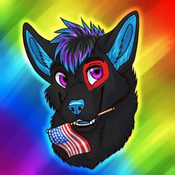 Gay Pride by kyledawolf